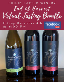Virtual Tasting Bundle (12.4.20)